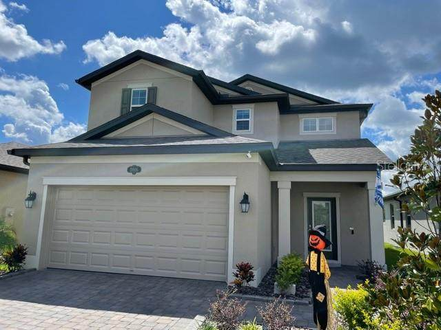 19906 Stone Pine Circle, Lutz, FL 33558 (MLS #T3331825) :: Griffin Group