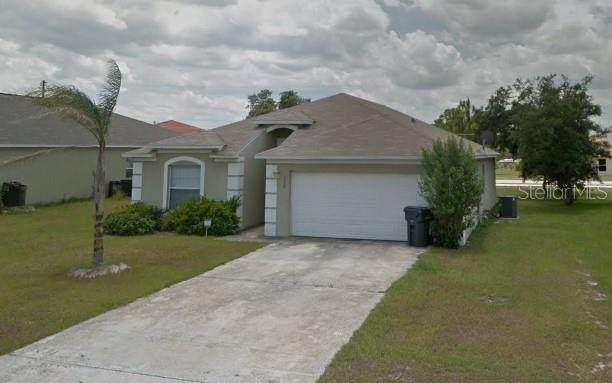 330 Michigan Lane, Poinciana, FL 34759 (MLS #T3333020) :: Cartwright Realty