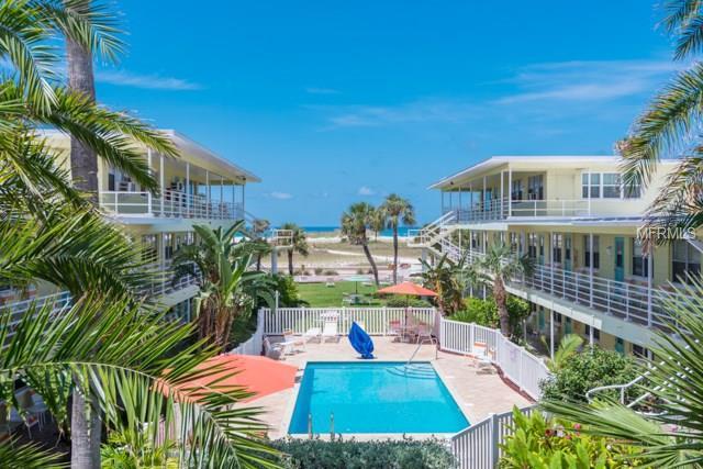 11730 Gulf Boulevard #8, Treasure Island, FL 33706 (MLS #U7827270) :: Lovitch Realty Group, LLC