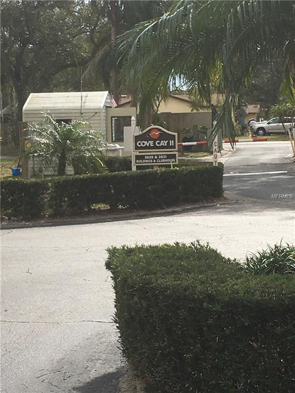 2621 Cove Cay Drive #702, Clearwater, FL 33760 (MLS #U7844996) :: Revolution Real Estate