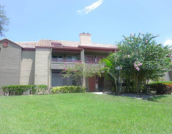 10265 Gandy Boulevard N #1502, St Petersburg, FL 33702 (MLS #U8003152) :: RE/MAX Marketing Specialists