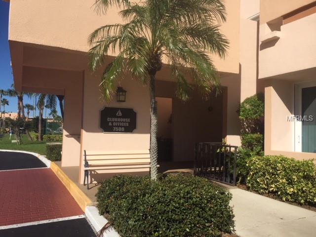 7300 Sun Island Drive S #805, South Pasadena, FL 33707 (MLS #U8004062) :: The Duncan Duo Team