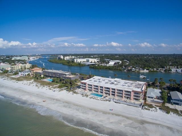 50 Gulf Boulevard #317, Indian Rocks Beach, FL 33785 (MLS #U8009623) :: Team Bohannon Keller Williams, Tampa Properties