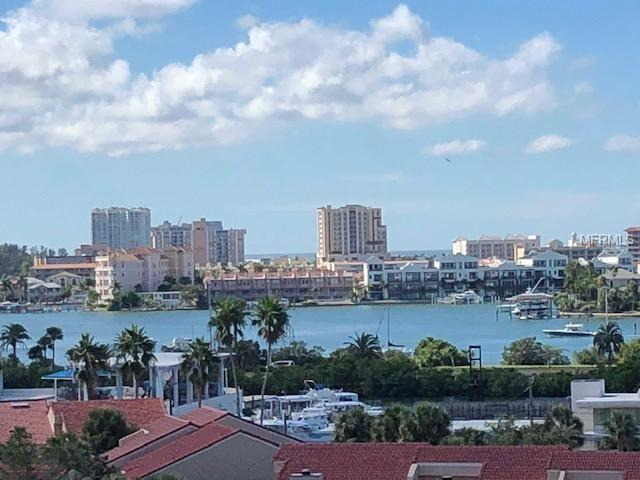 255 Dolphin Point #806, Clearwater Beach, FL 33767 (MLS #U8022340) :: Mark and Joni Coulter | Better Homes and Gardens