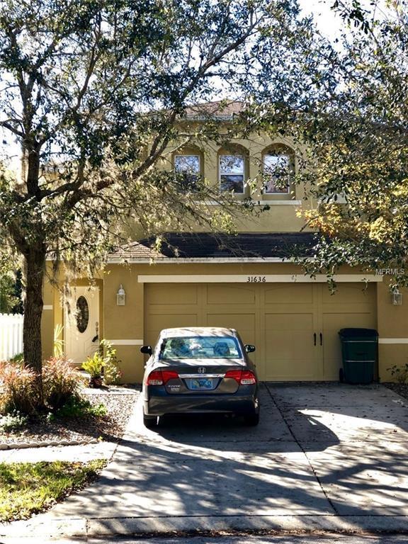 31636 Spoonflower Circle, Wesley Chapel, FL 33545 (MLS #U8026535) :: Team Bohannon Keller Williams, Tampa Properties
