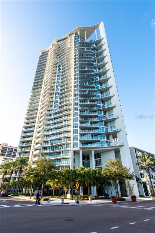 145 2ND Avenue S #515, St Petersburg, FL 33701 (MLS #U8032544) :: Lockhart & Walseth Team, Realtors