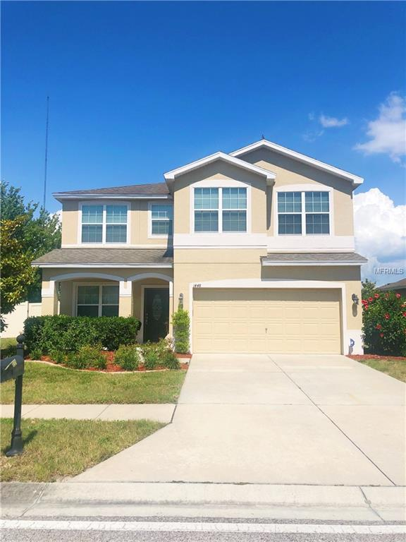 1448 Blue Marlin Boulevard, Holiday, FL 34691 (MLS #U8034852) :: Griffin Group