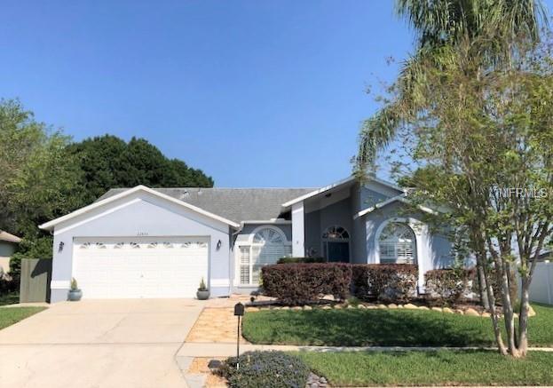 22855 Cypress Trail Drive, Lutz, FL 33549 (MLS #U8038943) :: Jeff Borham & Associates at Keller Williams Realty