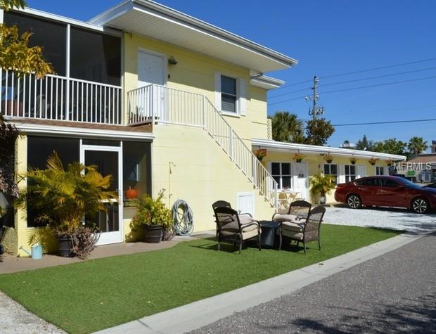 18100 Gulf Boulevard #4, Redington Shores, FL 33708 (MLS #U8044334) :: Team Bohannon Keller Williams, Tampa Properties
