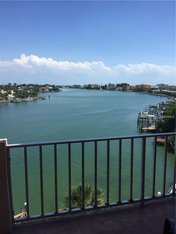 285 107TH Avenue #601, Treasure Island, FL 33706 (MLS #U8045720) :: Jeff Borham & Associates at Keller Williams Realty