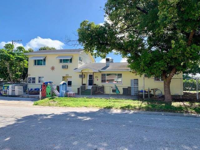 501 39TH Street N, St Petersburg, FL 33713 (MLS #U8047482) :: Lockhart & Walseth Team, Realtors