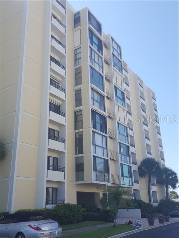 800 S Gulfview Boulevard #503, Clearwater, FL 33767 (MLS #U8047547) :: Burwell Real Estate