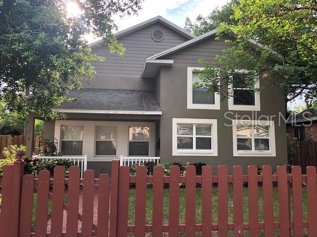 1118 Highland Street S, St Petersburg, FL 33701 (MLS #U8048445) :: Andrew Cherry & Company