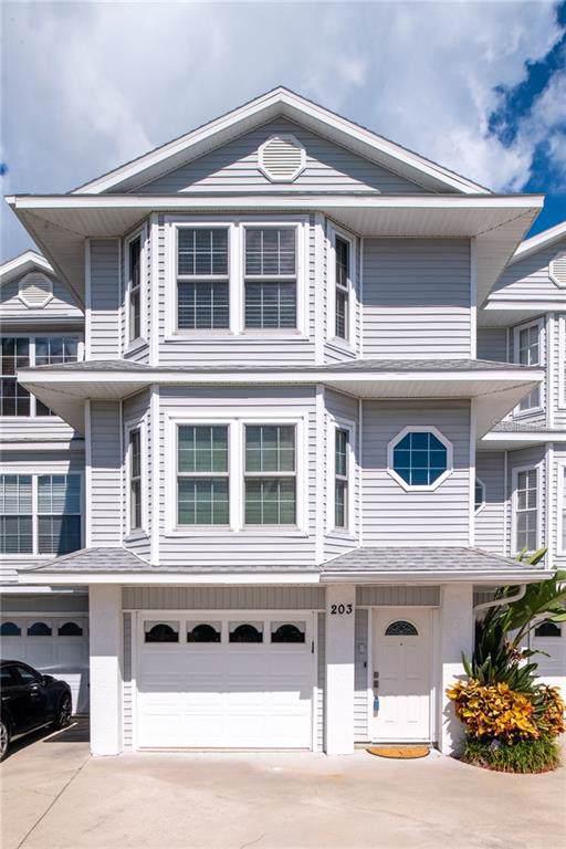 203 46TH Avenue, St Pete Beach, FL 33706 (MLS #U8061214) :: Florida Real Estate Sellers at Keller Williams Realty