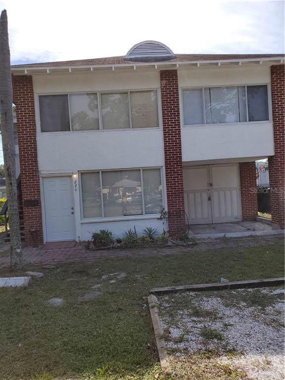874 21ST Avenue S, St Petersburg, FL 33705 (MLS #U8066517) :: Team Bohannon Keller Williams, Tampa Properties