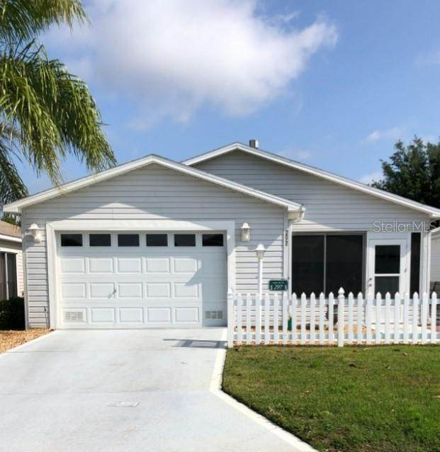 297 Rowesville Lane, The Villages, FL 32162 (MLS #U8081110) :: CENTURY 21 OneBlue