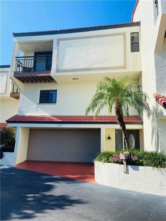 240 Windward Passage #103, Clearwater Beach, FL 33767 (MLS #U8088834) :: Premium Properties Real Estate Services