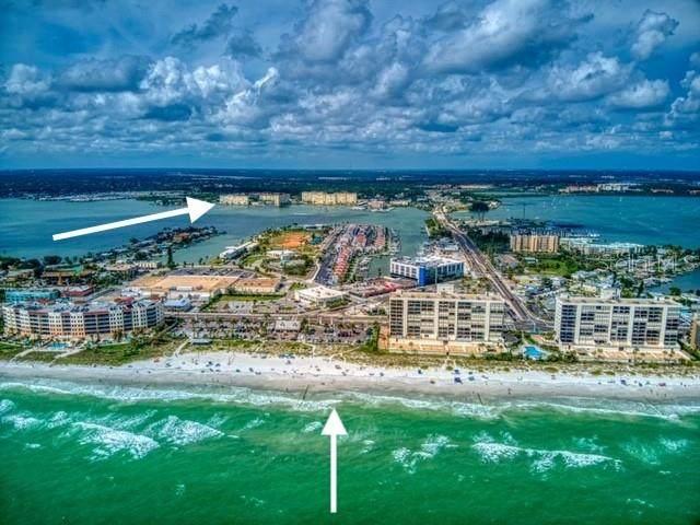 4550 Cove Circle #109, St Petersburg, FL 33708 (MLS #U8089662) :: Heart & Home Group
