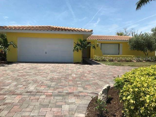 700 Capri Boulevard, Treasure Island, FL 33706 (MLS #U8089827) :: Team Borham at Keller Williams Realty