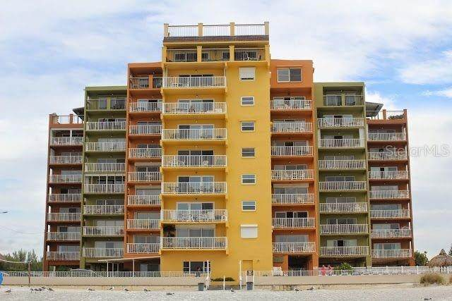 18610 Gulf Boulevard #1, Indian Shores, FL 33785 (MLS #U8091818) :: The Light Team