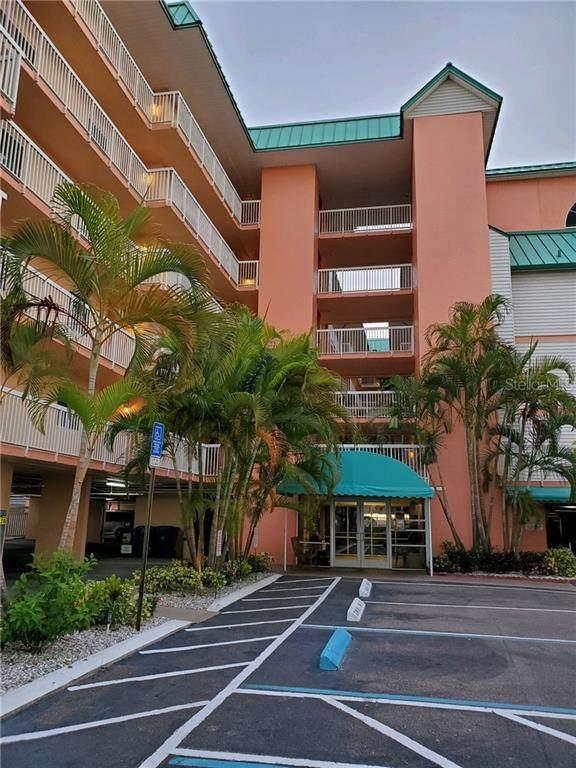 18400 Gulf Boulevard #1104, Indian Shores, FL 33785 (MLS #U8093893) :: Lockhart & Walseth Team, Realtors