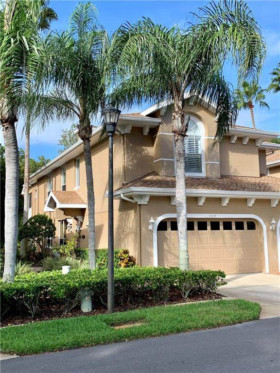 4228 Preserve Place 7C, Palm Harbor, FL 34685 (MLS #U8100319) :: RE/MAX Marketing Specialists