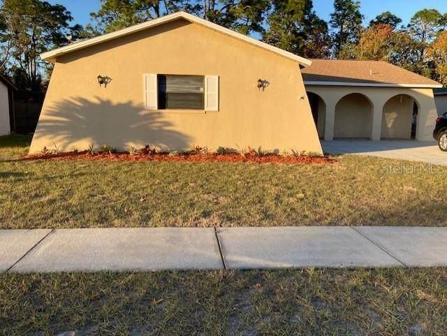 10911 Archway Avenue, Hudson, FL 34667 (MLS #U8109378) :: Vacasa Real Estate