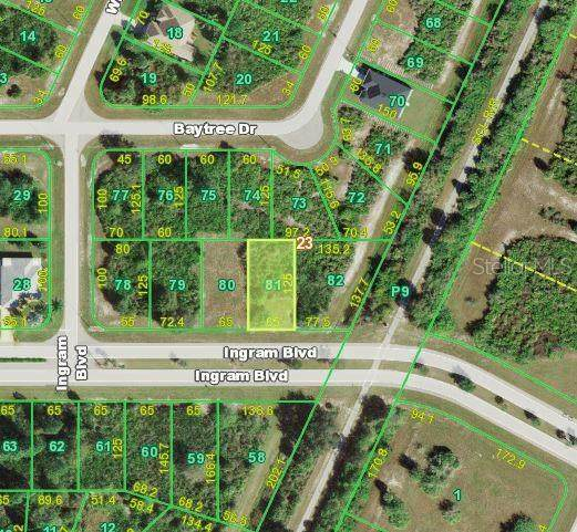 200 Ingram Boulevard, Rotonda West, FL 33947 (MLS #U8114301) :: Pepine Realty