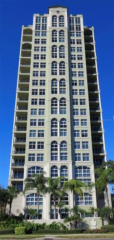 3203 Bayshore Boulevard #1501, Tampa, FL 33629 (MLS #U8120576) :: Pepine Realty