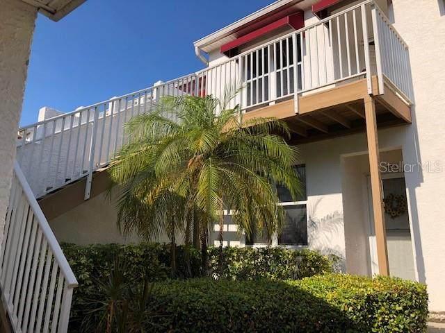 1440 Water View Drive W #203, Largo, FL 33771 (MLS #U8122329) :: Heckler Realty