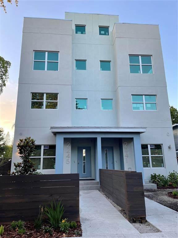 2245 1ST Avenue N, St Petersburg, FL 33713 (MLS #U8124655) :: The Heidi Schrock Team