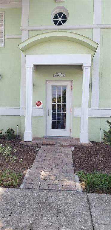 4856 Snook Drive SE F, St Petersburg, FL 33705 (MLS #U8131238) :: Stellar Home Sales