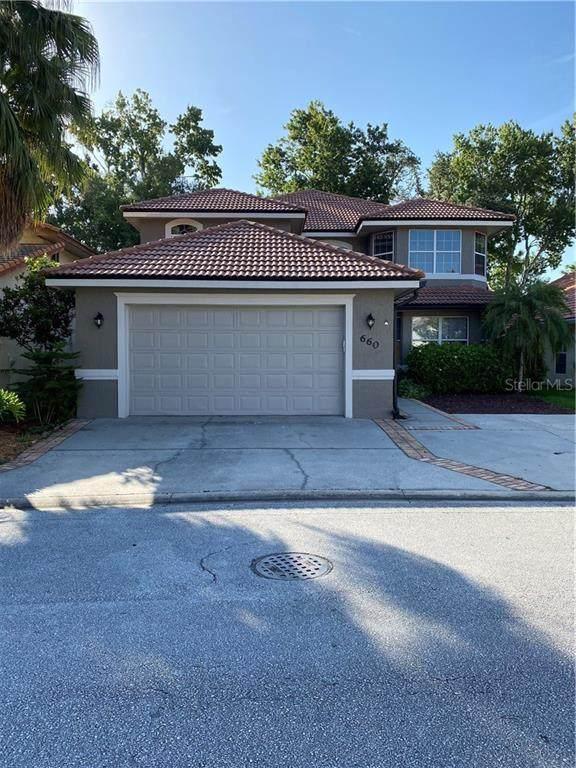 660 Nighthawk Circle, Winter Springs, FL 32708 (MLS #V4914196) :: Cartwright Realty