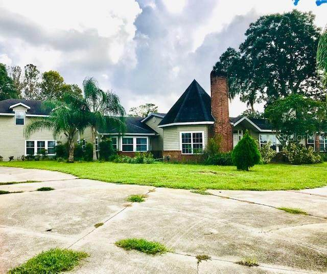 1101 Shaw Lake Road, Pierson, FL 32180 (MLS #V4916001) :: Griffin Group