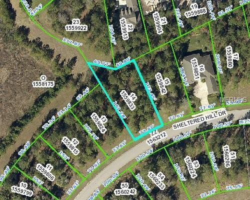 0 Sheltered Hill Drive, Brooksville, FL 34601 (MLS #W7802440) :: The Lockhart Team