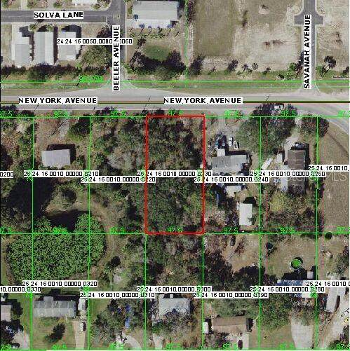New York Avenue, Hudson, FL 34667 (MLS #W7815063) :: Florida Real Estate Sellers at Keller Williams Realty