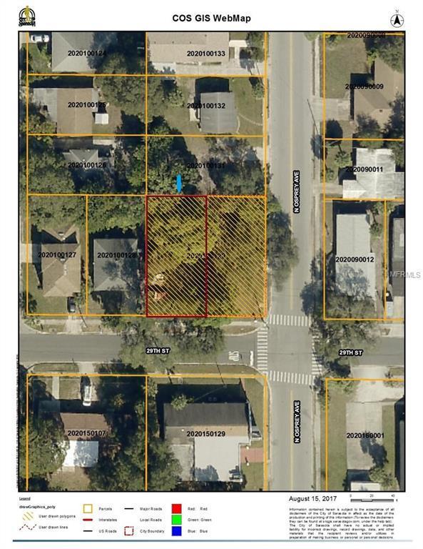 1781 29 Street, Sarasota, FL 34234 (MLS #A4194198) :: KELLER WILLIAMS CLASSIC VI