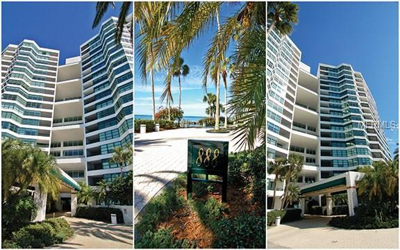 988 Blvd Of The Arts Boulevard #214, Sarasota, FL 34236 (MLS #A4212870) :: The Duncan Duo Team