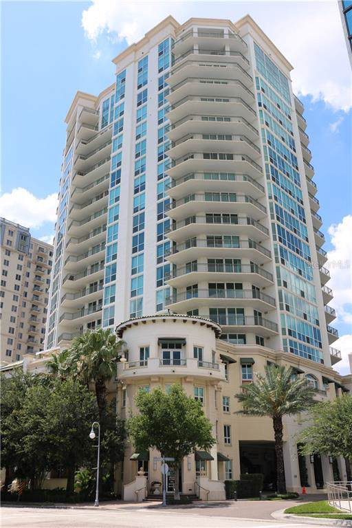 450 Knights Run Avenue #401, Tampa, FL 33602 (MLS #A4436469) :: The Duncan Duo Team