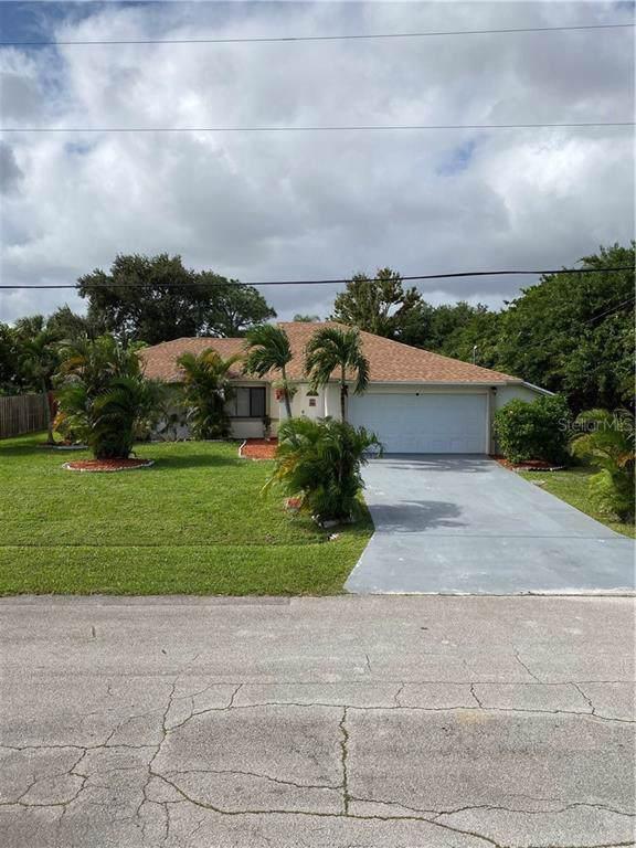 2410 SW Warwick Street, Port Saint Lucie, FL 34984 (MLS #A4450832) :: Team Bohannon Keller Williams, Tampa Properties