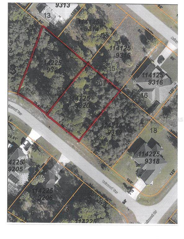 Talwood Terrace, North Port, FL 34288 (MLS #A4468312) :: Homepride Realty Services