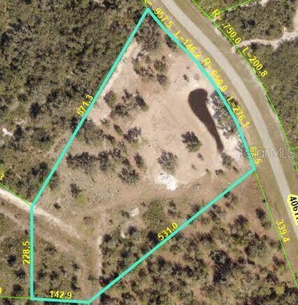 1116 406TH Court E, Myakka City, FL 34251 (MLS #A4497795) :: The Price Group