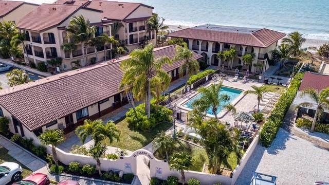 1770 Gulf Boulevard #4, Englewood, FL 34223 (MLS #A4507671) :: Stellar Home Sales