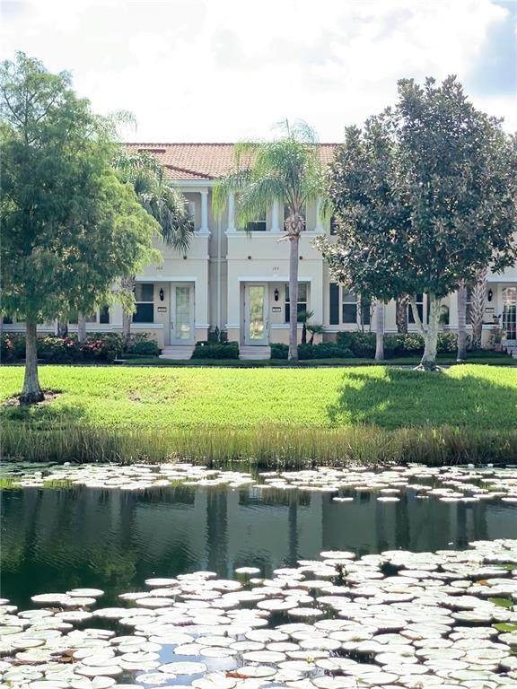 3840 82ND AVENUE Circle E #103, Sarasota, FL 34243 (MLS #A4508332) :: Medway Realty