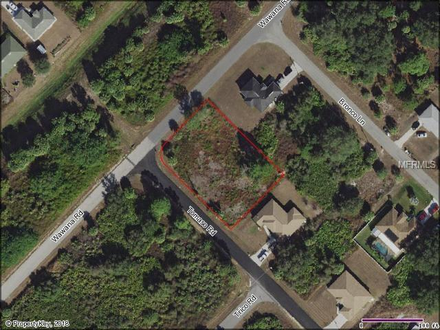 Tomaso Road, North Port, FL 34287 (MLS #C7240529) :: Griffin Group