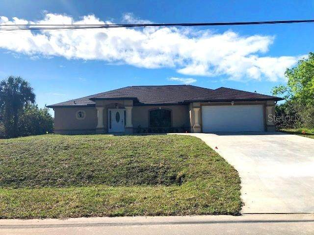 4459 Germany Avenue, North Port, FL 34288 (MLS #C7424971) :: GO Realty