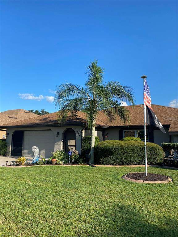 1274 Blue Lake Circle, Punta Gorda, FL 33983 (MLS #C7449947) :: Keller Williams Realty Peace River Partners