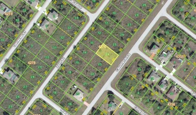 9577 Calumet Boulevard, Port Charlotte, FL 33981 (MLS #D5915251) :: The BRC Group, LLC