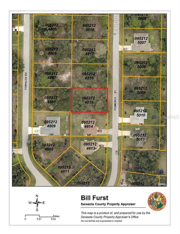 Pomeroy Street, North Port, FL 34291 (MLS #D5917530) :: Baird Realty Group