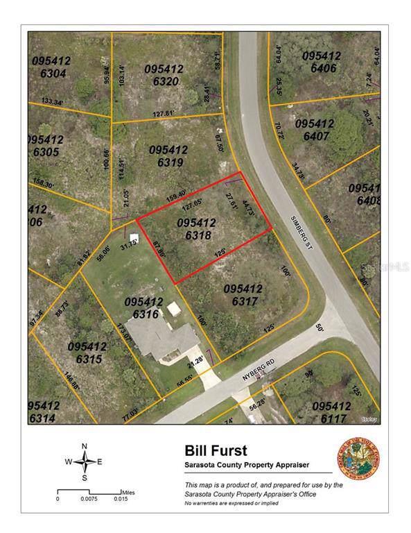 Simberg Street, North Port, FL 34291 (MLS #D5917533) :: Baird Realty Group
